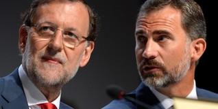 Rajoy y el Príncipe Felipe, heredero al trono | Cordon Press