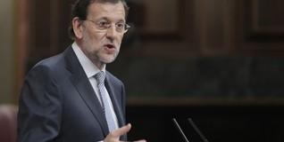 El presidente del Gobierno, en la Cámara | D. Crespo