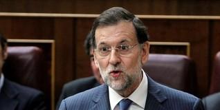 Rajoy, en el pleno del Congreso de este miércoles | Diego Crespo