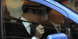 Urdangarí sale en coche de los Juzgados | Cordon Press