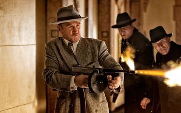 Sean Penn protagoniza Gangster Squad
