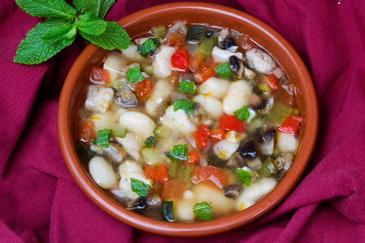 Una deliciosa sopa | Maria Jesús Navarro