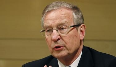 El economista alemán Juergen Donges.