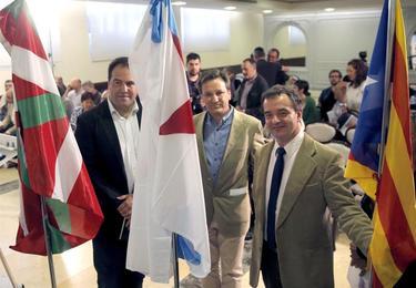Líderes de las formaciones independentistas | EFE