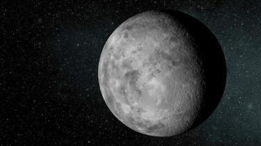 Imagen proporcionada por la NASA muestra una representación artística del planeta recién descubierto llamado Kepler-37b. | NASA