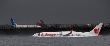 Accidente aéreo en la isla de Bali. | Cordon Press