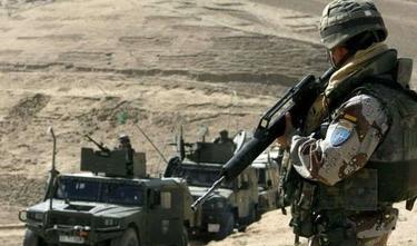 Soldados españoles en Afganistán. | Archivo