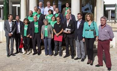 Los alcaldes contrarios al TIL | EFE