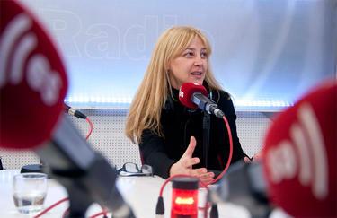 Amparo Larrañaga en esRadio | David Alonso