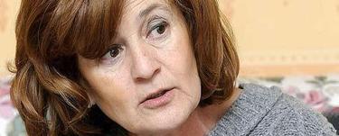 Ángeles Domínguez, presidenta de la Asociación de Ayuda a las vícitimas del 11-M en una imagen de archivo | AAV11-M