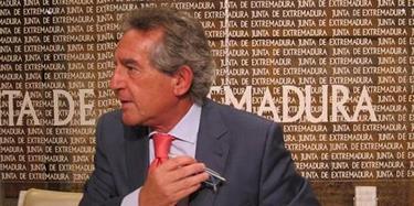 El consejero de Hacienda extremeño, Antonio Fdez.   Efe