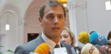 Albert Rivera. | Archivo.