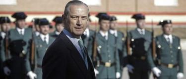 Arsenio Fernández de Mesa, director general de la Guardia Civil.   Archivo