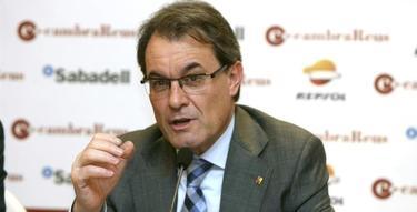 Artur Mas | EFE