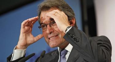 Artur Mas, candidato de CiU a la Generalidad