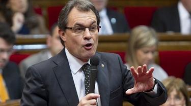 Artur Mas, presidente de la Generalidad, en una imagen de archivo | EFE