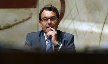 Artur Mas | Archivo