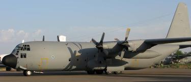 Avión C130 Hércules, | Ejército del Aire