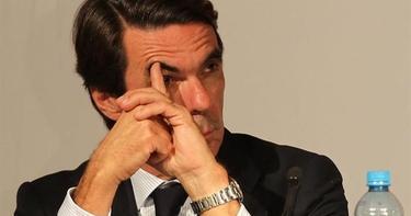 José María Aznar, en una imagen de archivo | EFE