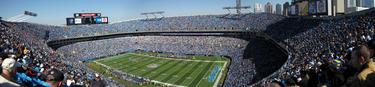 Bank of America Stadium, el recinto que Obama no llenará. | Flickr/Ed McDonald