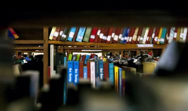 ¿Están las bibliotecas en peligro de extinción por el libro electrónico? | Flickr/CC/Gerald Pereira