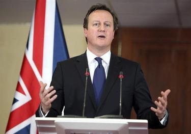 David Cameron. | Archivo