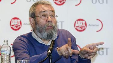 Cándido Méndez, secretario general de UGT. | Archivo