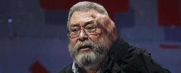 Cándido Méndez, en un momento de su discurso de este sábado. | EFE