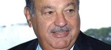 Carlos Slim en una fotografía de archivo
