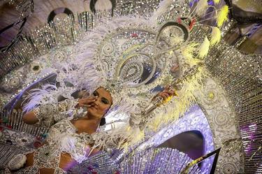 La ganadora del carnaval de Las Palmas | EFE
