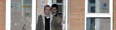 Carromero saliendo de la cárcel de Segovia | EFE