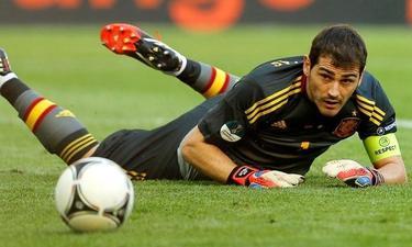 Iker Casillas. | Archivo