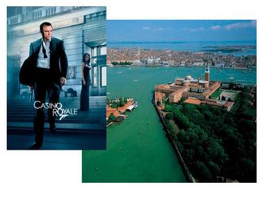 La Venecia de Casino Royale