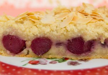 Una tarta de cerezas especial | Maria Jesús Navarro