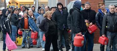 Colas en gasolineras de Nueva York | EFE