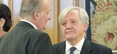 El Conde Fontao, asesor del Rey   EFE/Archivo