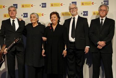 Sergio, el segundo por la derecha de la foto. | Cordon Press