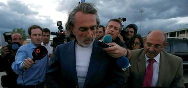 Correa, tras salir de prisión | EFE