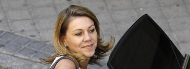 María Dolores de Cospedal en la Audiencia | EFE