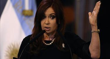 Kirchner, en una foto de archivo
