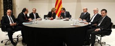 Cumbre anticorrupción en Cataluña | EFE