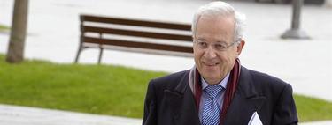 Jaime Ignacio del Burgo acude a declarar | EFE