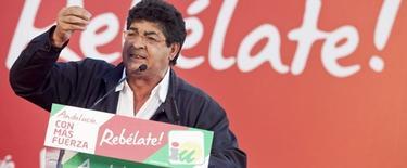 Diego Valderas, vicepresidente de la Junta de Andalucía. | Archivo