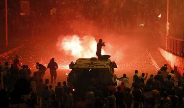 Graves disturbios en El Cairo | Cordon Press