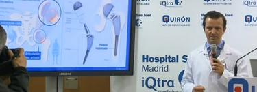 El doctor Villamor explica cómo ha sido la operación del Rey | Imagen TV