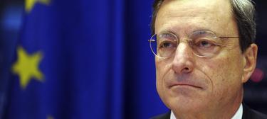 El presidente del BCE, Mario Draghi | Cordon Press