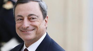 Mario Draghi, este martes. | Efe