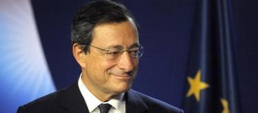El presidente del BCE, Mario Draghi | Archivo