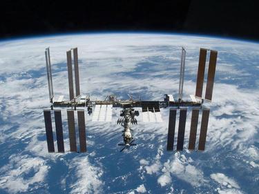 La Estacion Espacial Internacional en noviembre de 2009. | NASA