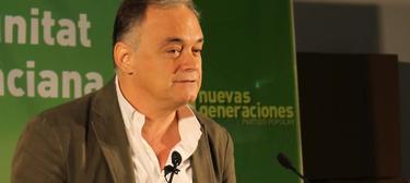Esteban González Pons, este sábado en Alcoy | OIPP